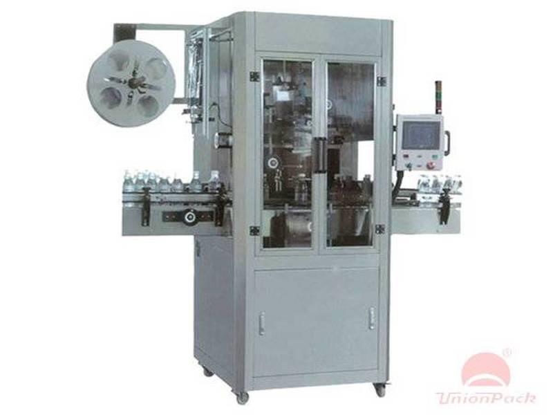 UP-200全自动套标收缩机
