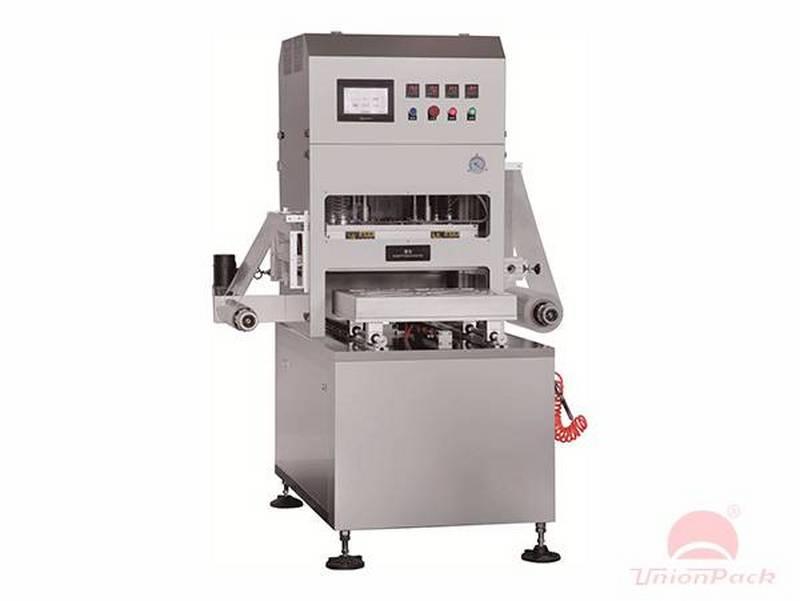 MAP-FM350半自动气调保鲜包装机