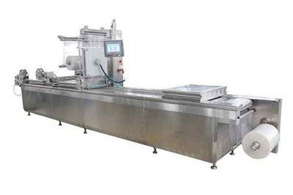 拉伸膜包装机的工作原理和优势