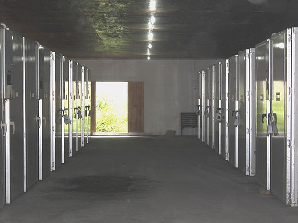 原种场孵化室