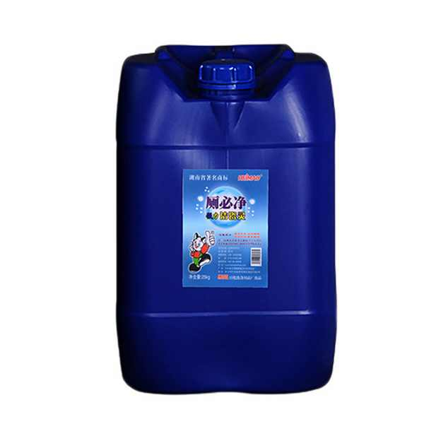 厕必净:(强力洁瓷灵)25kg/桶
