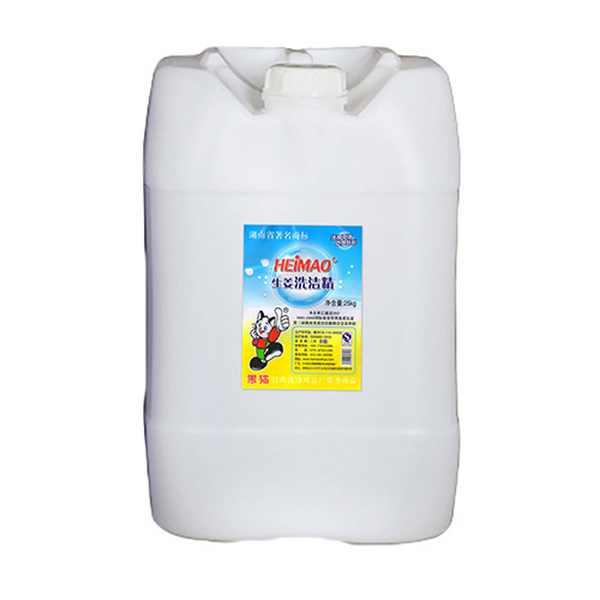 生姜洗洁精:(食品用、B级)25kg/桶