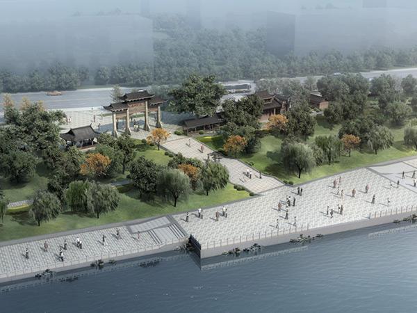 东洲古渡口项目实施方案