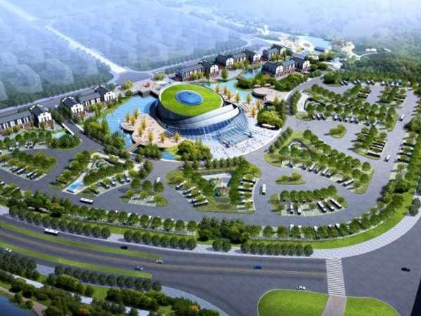 衡阳市南岳区金月生态停车场及配套基础设施建设项目可行性研究报告