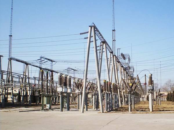 九寨220KV變電站工程