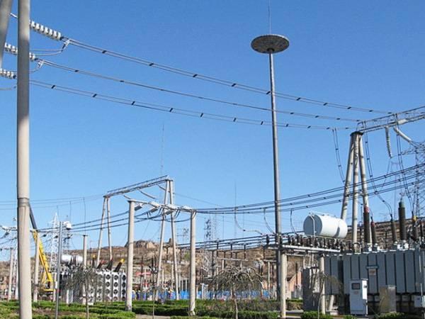 鎮遠220KV變電站工程