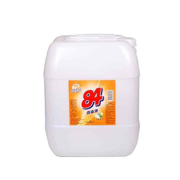 25kg84消毒液