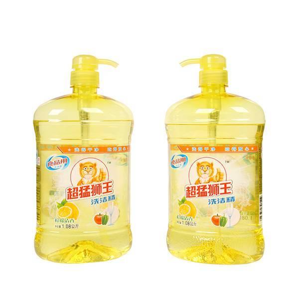1.08kg柠檬洗洁精(食品用)