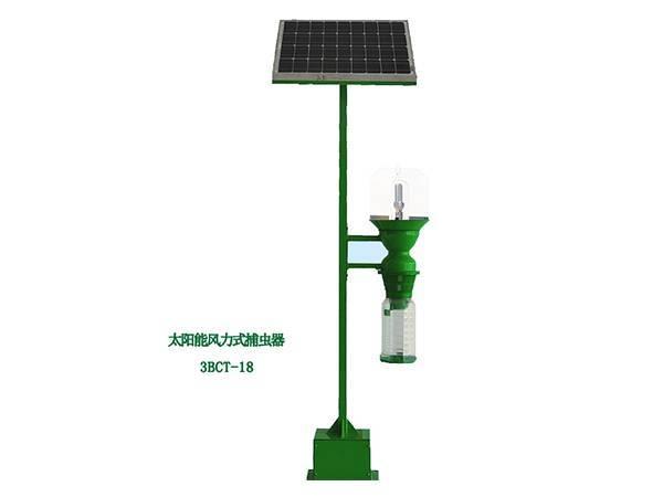 太阳能捕虫器 3BCT-18