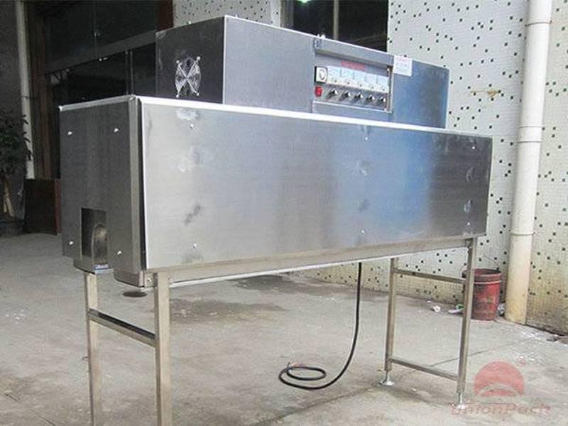 UP-200全自Ψ动套标收缩机