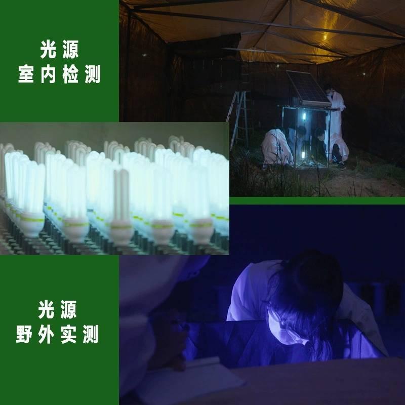 专业诱虫光源检测场景