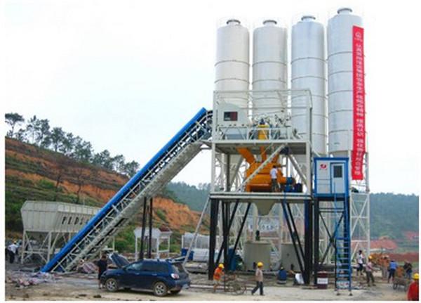 养护|混凝土搅拌站机械设备保养措施