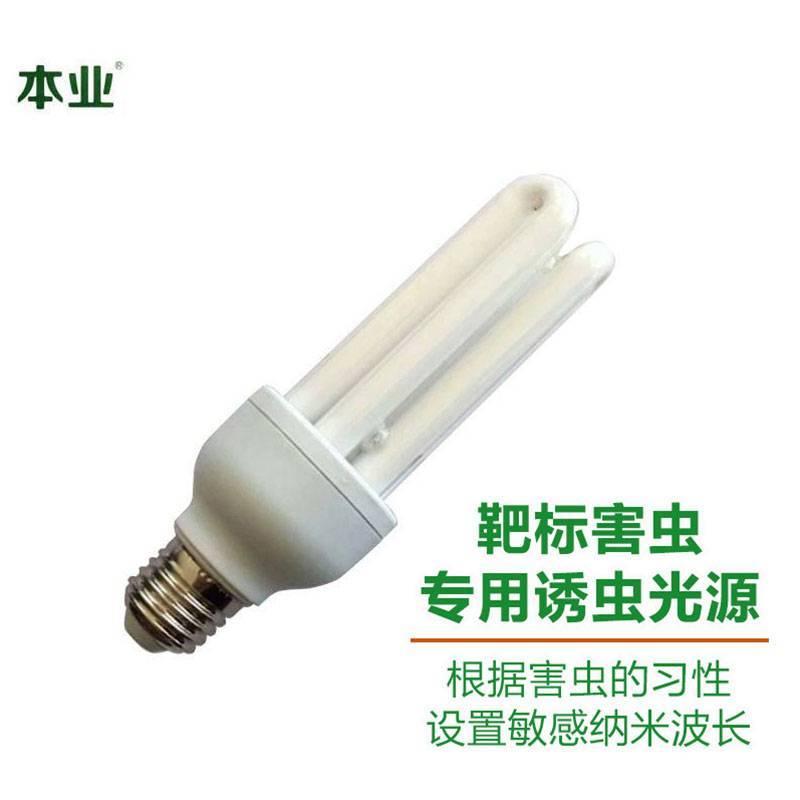 太阳能风吸式诱虫灯1