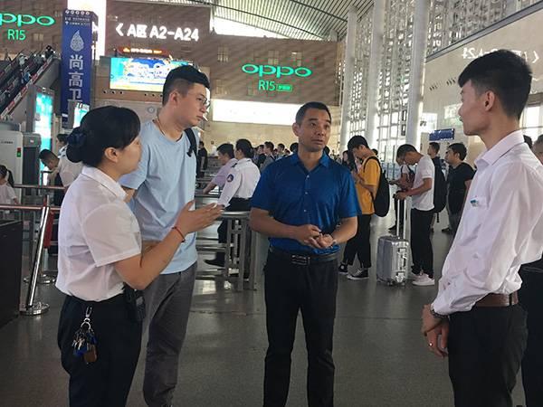 长沙南车站票检-(22)