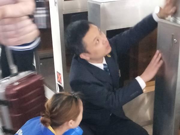 长沙南车站票检-(12)