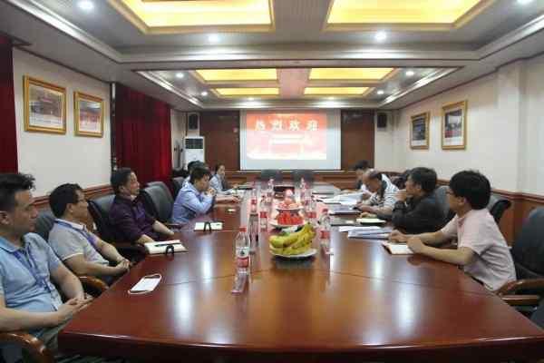 平江县教育局域外职校走访小组莅临我校指导工作
