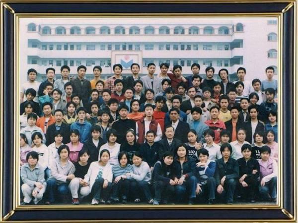 2004年15班