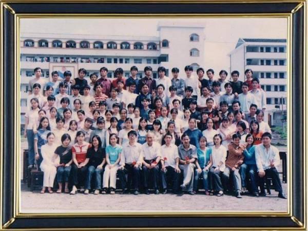 2002年文科30班