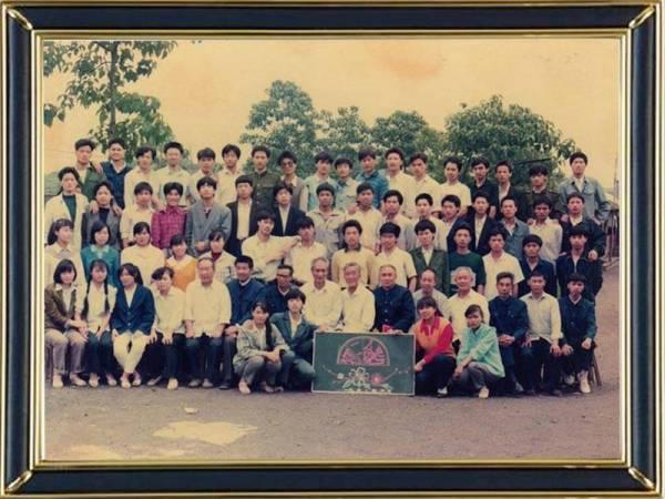1992年物二班