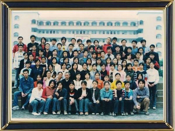 2004年16班