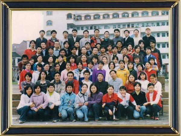 2003年文科34班