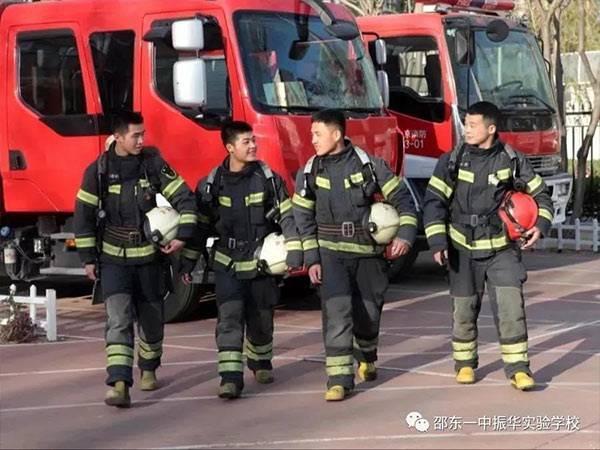 少年,赶紧加入吧!——中国消防救援学院招生简章