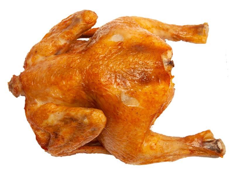 蜜汁烤鸡2