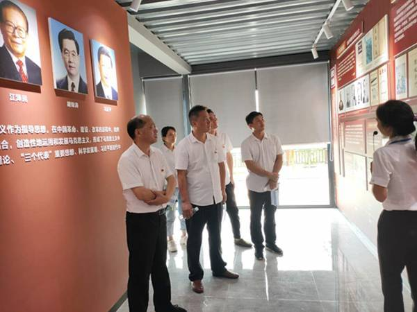 湖南珠峰科技有限公司黨支部開展紀念建黨99周年 主題黨日活動