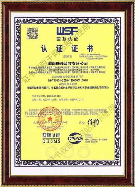 世標認證2