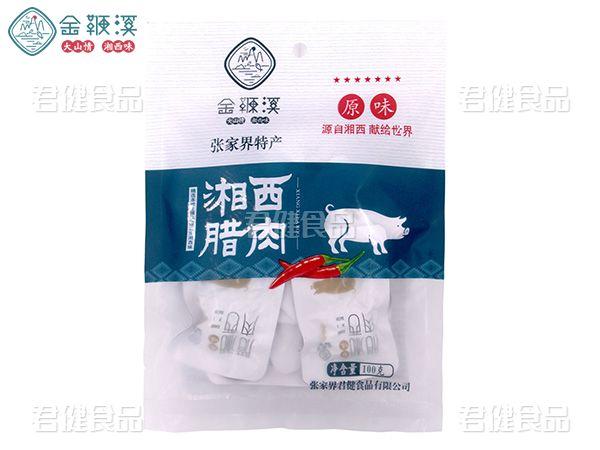 湘西腊肉100g