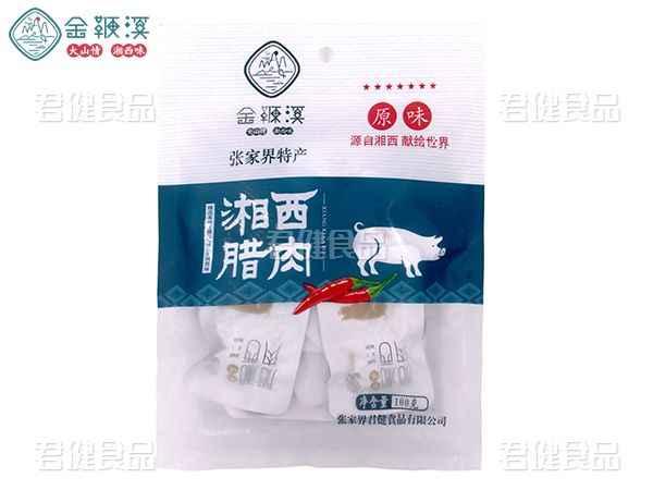 湘西臘肉100g