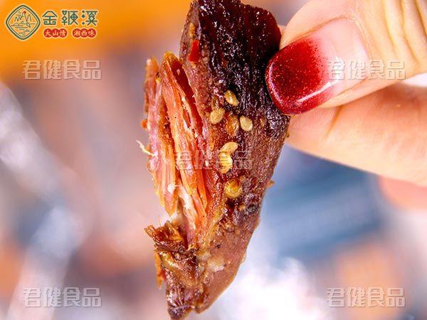 手撕腊肉原味