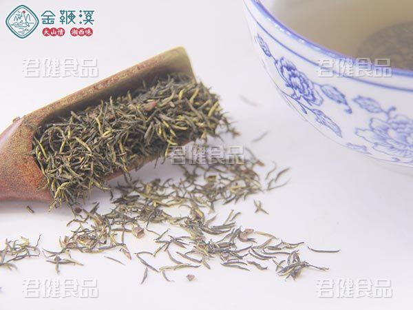 杜仲雄花茶