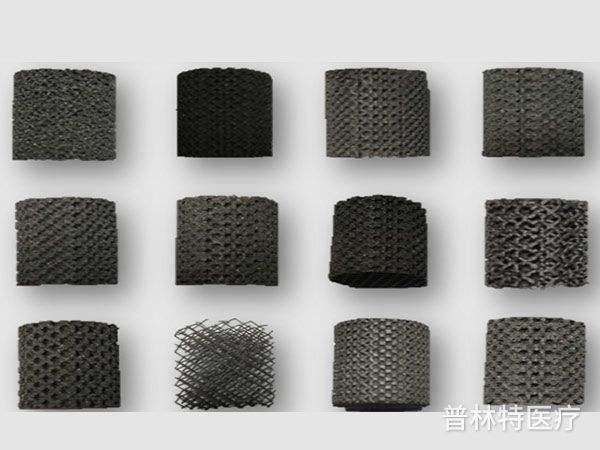 3D打印多孔钽样品图