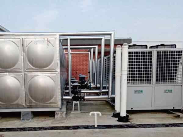 湖南师大附中武冈分校400吨热水项目