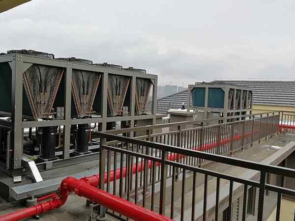 桂林市纪检监察综合业务基地采暖工程项目