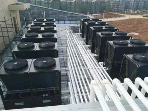 永州市江华思源实验学校200吨热水项目