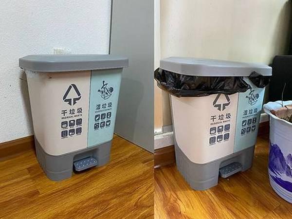 开展垃圾分类,争做文明市民