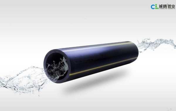PE管材闭水实验的重要性介绍