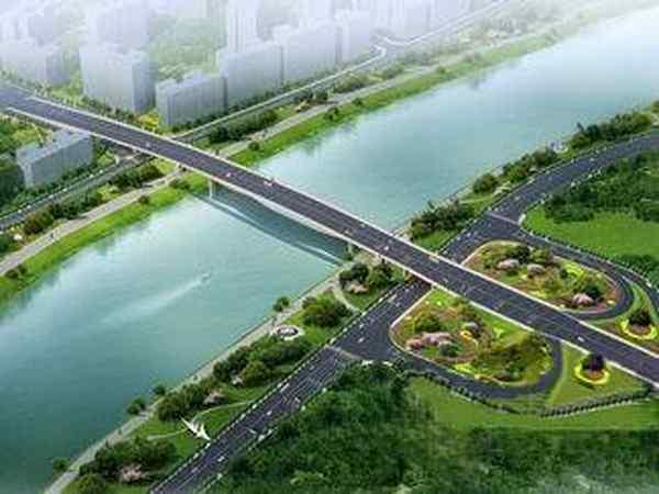 湘府东路跨浏阳河大桥