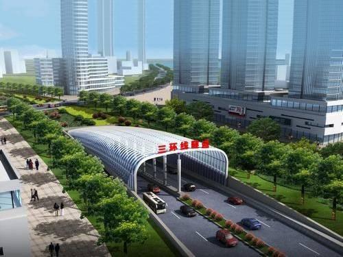 长沙市三环线隧道