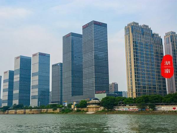 长沙市湘江东岸防洪综合改造