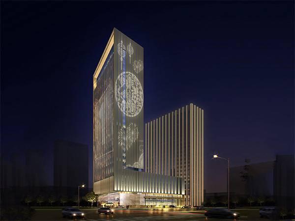 长沙国际会展中心配套酒店