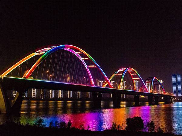 福元路湘江大桥