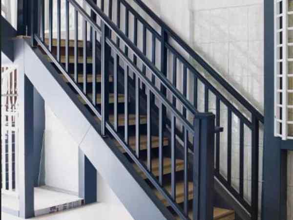 奥力锌钢楼梯扶手