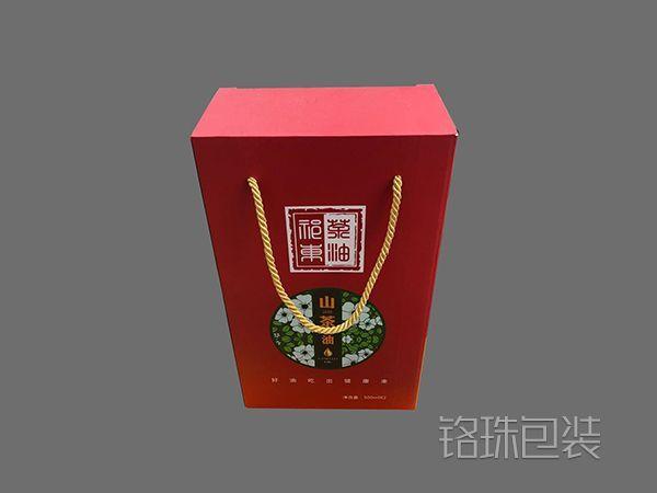 茶油特产盒