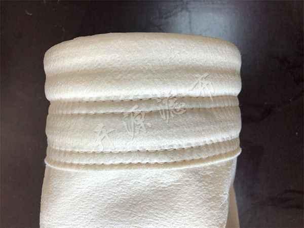 开源滤布 优质超细涤纶针刺除尘布袋 收尘布袋 防尘布袋