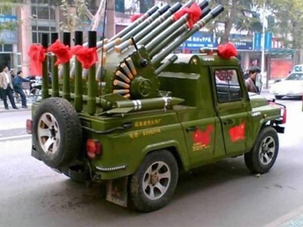 礼炮车应具备哪些条件使用更合理