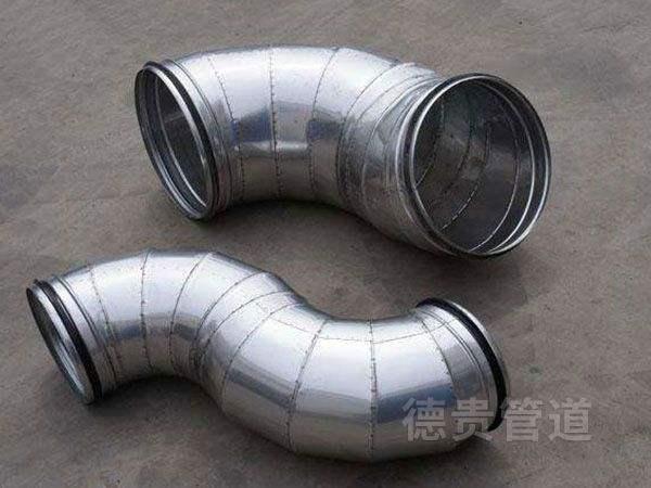 不锈钢螺旋风管