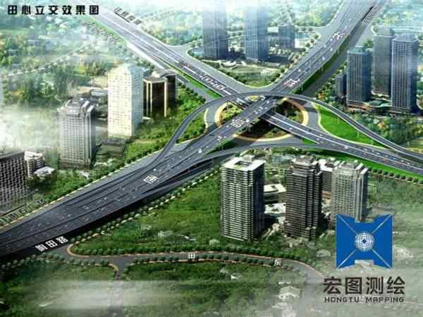 桥梁隧道测量